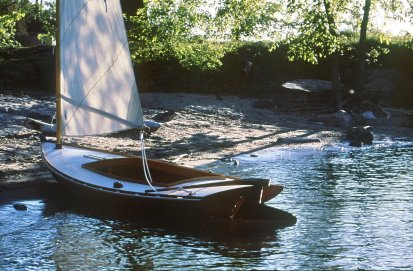 Melonseed Skiff forSale